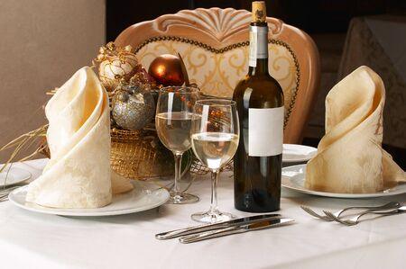 mesa para banquetes: Banquete cuadro