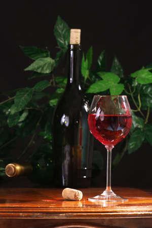 pink wine: Wine composition, pink wine