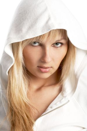 Portrait of the girl Stock Photo - 3485558