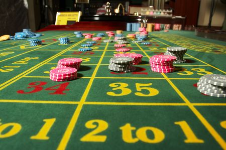 Roulette casino Stock Photo - 3663161