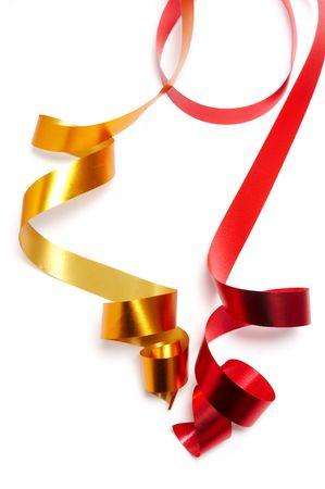 Celebratory tapes Stock Photo - 3828147