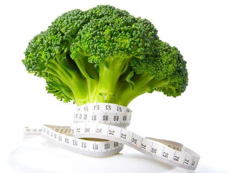 regime: broccoli diet meter