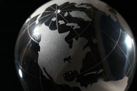 globe, environmental responsibility Stock Photo - 4617129