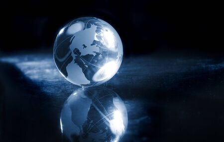 globe, environmental responsibility Stock Photo - 5278776