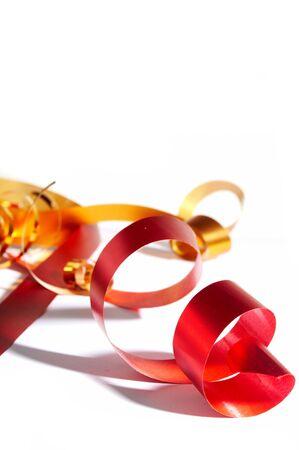 Celebratory tapes Stock Photo - 5292683