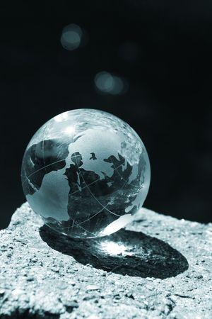 globe, ecology photo