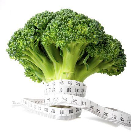 broccoli diet meter photo