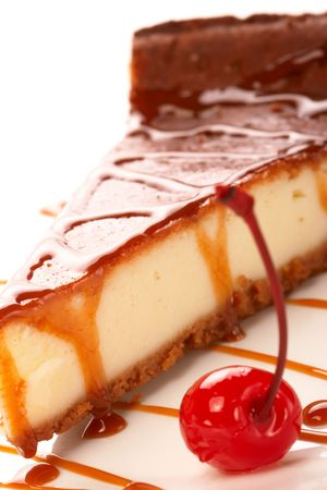 Tasty cheesecake Stock Photo - 6590436