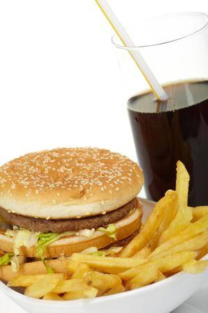 american  food Фото со стока