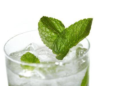 ice sheet: Mint ice vodka