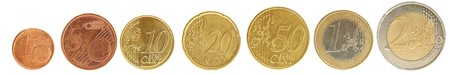 cent: coin euro cent