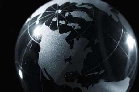 globe, environmental responsibility Stock Photo - 7740133
