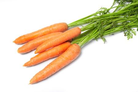 Fresh Vegetables carrots photo