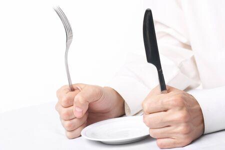 wares: Table wares knife a plug