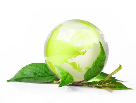 medio ambiente: El eco del concepto de globo