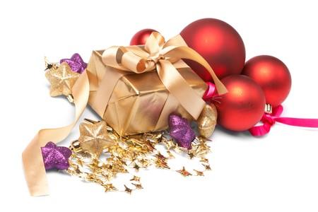 Christmas present Stock Photo - 8221111