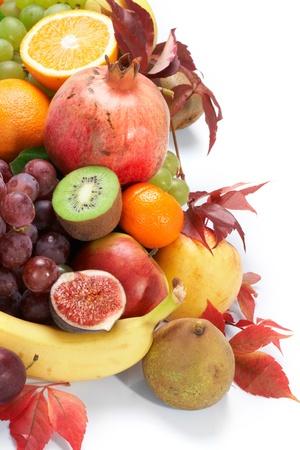 sweet foods: fruit