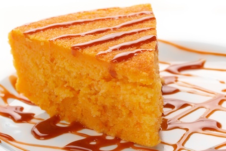 Traditional Pumpkin pie  photo