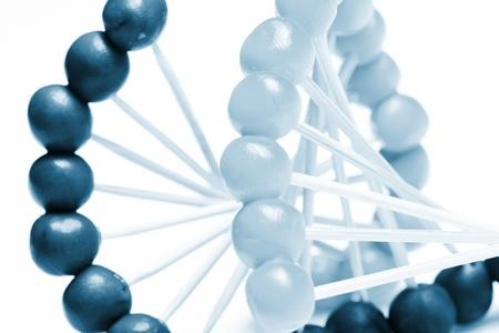 Molecule of DNA Stock Photo - 8353725