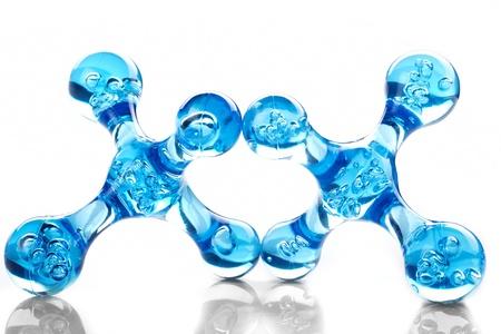 Molecular background photo