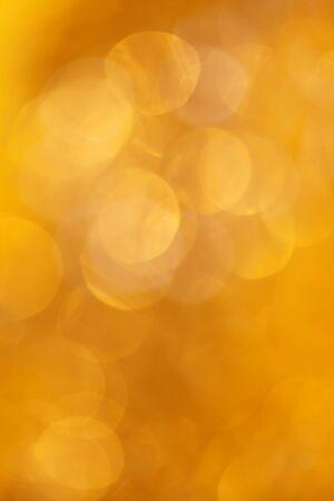 Holiday gold background photo