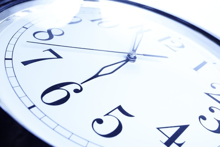 concept clock Stock Photo - 8738684