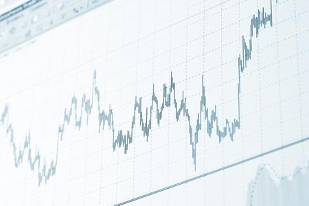 Financial diagram Stock Photo - 9049560