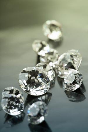 diamond cut: Brilliant diamond