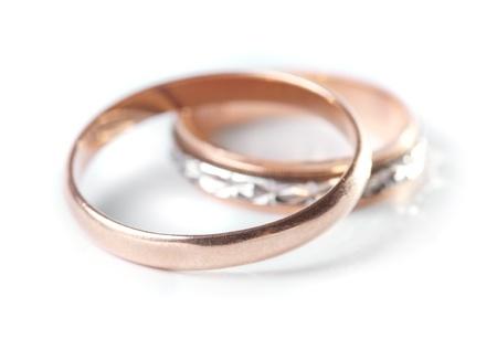 weddingrings: golden rings