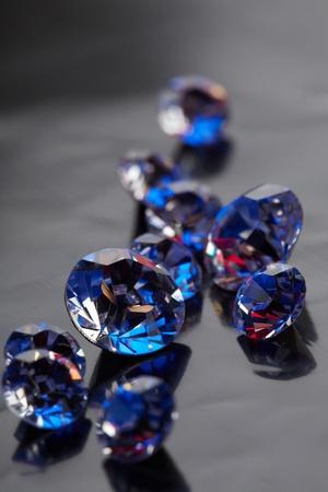 Brilliant diamond photo