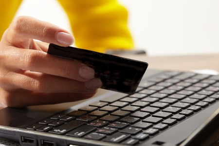 Online payment  Stock Photo - 9763648