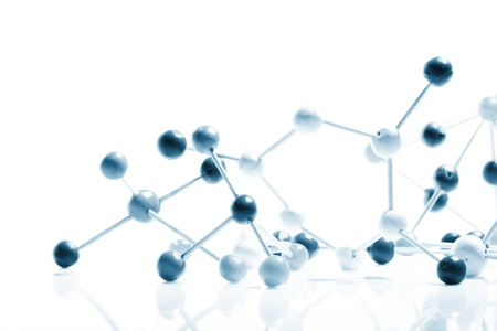 Molecular background  photo