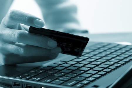 charge card: Online payment