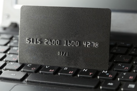 Online payment Stock Photo - 9761325