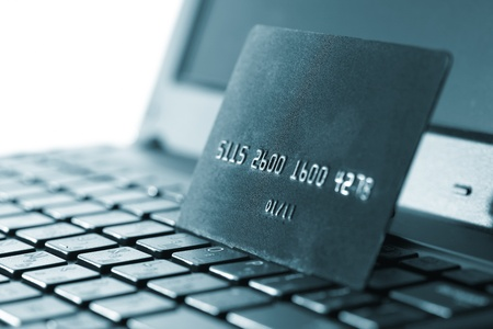 Online payment Stock Photo - 9764047