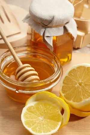 honey and lemon photo