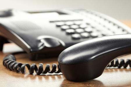 speaking tube: office phone