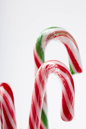 stock photo traditional christmas candy