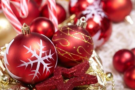 Christmas balls Stock Photo - 18831048