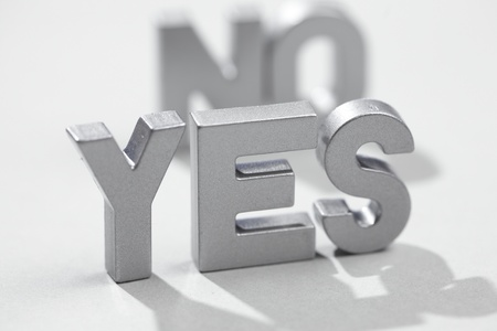 No-yes icons photo