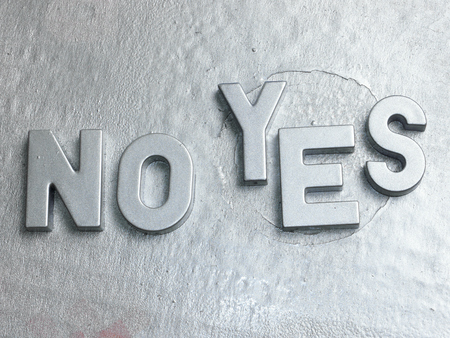 contradict: yes and no