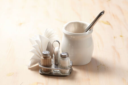Salt and Pepper Shakers  photo