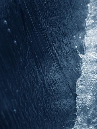 viscosity: water splash Stock Photo