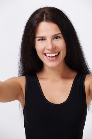 dishevel: bella donna