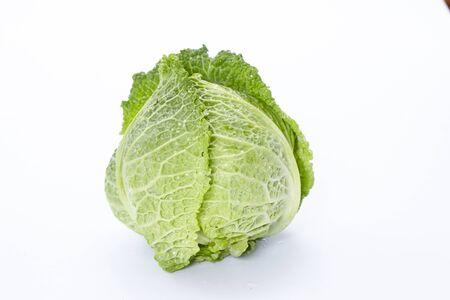 savoy cabbage: savoy cabbage