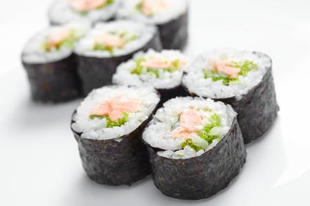 sushi: tasty sushi Stock Photo