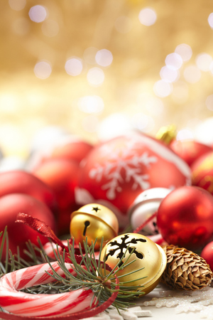 traditional gifts: Christmas decoration