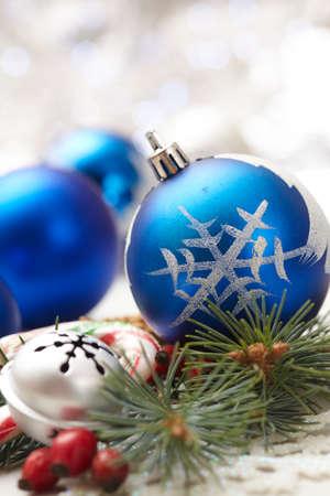 bluet: Christmas decoration