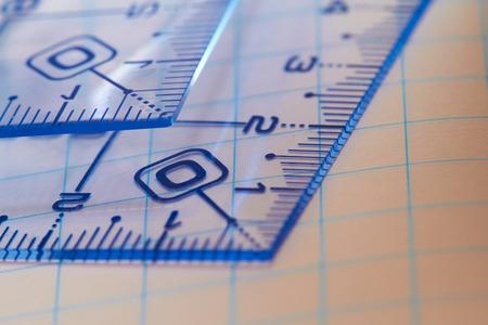 rulers: Plastic rulers