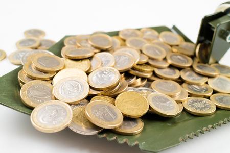 remuneraci�n: Traspalar dinero